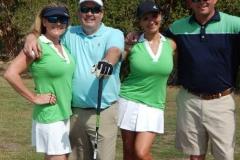 Jill and Chad McCrory, Erica  Radziewicz, Nate Wilson