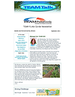 TEAM Talk September 2015