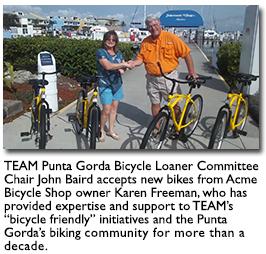 Free Bike Loaner Program