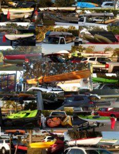 kayak-collage