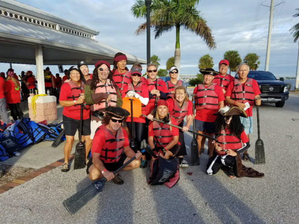 TEAM Dragon Boat Group