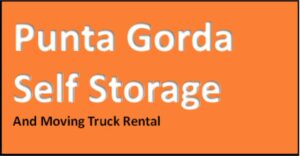 Punta Gorda Self Storage logo