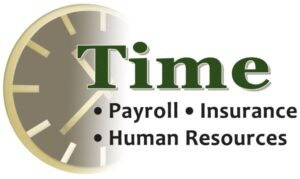 Time Payroll Insurance Human Resources logo